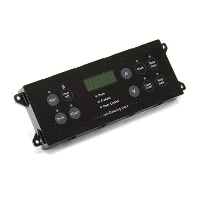 Frigidaire Electrolux Clock Timer 318185447 Review Timer Clock Electrolux Timer