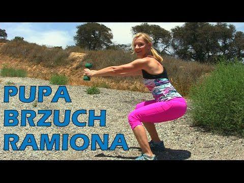 Krótkie ćwiczenia - Szybkie Efekty  ★ Pupa-Brzuch-Ramiona ♦ łatwe ćwiczenia z Fitappy - YouTube