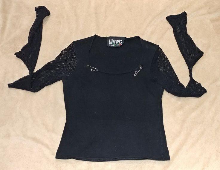LIP SERVICE (Hot Topic) shirt #73-46-HT