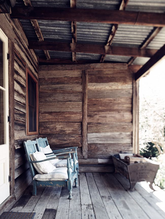Heaven is a barn, photographed by Michael Sinclair . Take a deep breath in, then out, then scro...