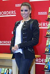 Eva Longoria - Wikipedia, the free encyclopedia