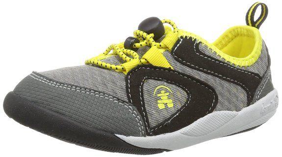 Kamik Speedy FK8013X Unisex-Kinder Sneaker, Gelb (YEL YEL), EU 32 (US 1)