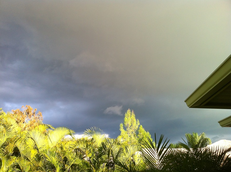 Stormy Naples Florida