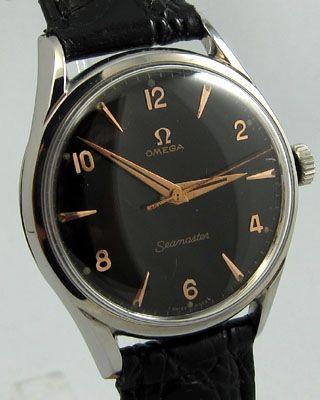 OMEGA  SEAMASTER 1960's at Ashton-Blakey Vintage Watches