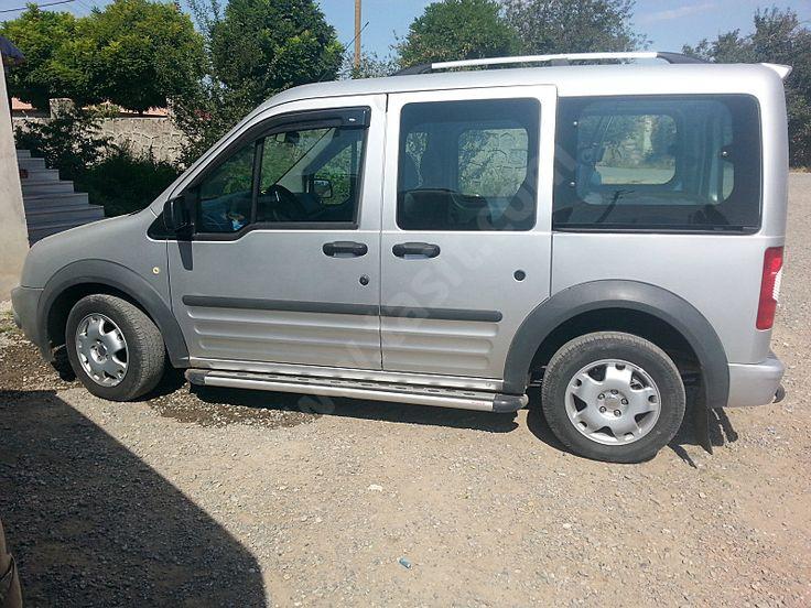 Ford - Otosan Tourneo Connect 75PS Deluxe Sahibinden Satılıktır.araç tertemiz hasarsız boyasızdır.ful bakımı yapılmıştır
