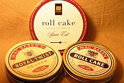 Mac Baren Roll Cake tobacco
