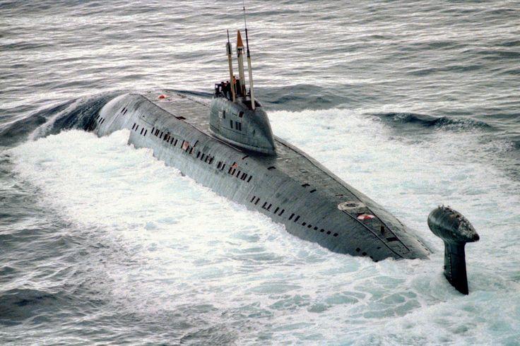 Лодка проекта 671 «Ёрш», 1994