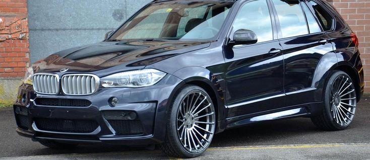 Mit seinen 462 PS dürfte der BMW X5 M50d von DS automobile & autowerke GmbH nun recht ordentlich zur Sache gehen.