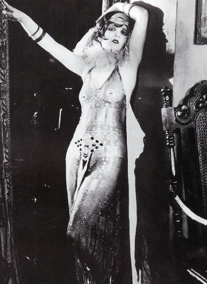 """Clara Bow in """"My Lady of Whims"""" (1925)"""