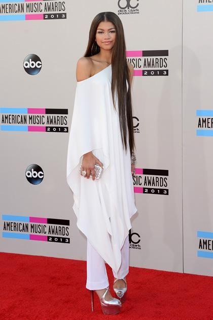 Zendaya Coleman's fashion transformation! November 2013.