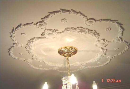 Plaster Of Paris Wall Designs: 1000+ Images About Plaster Of Paris On Pinterest