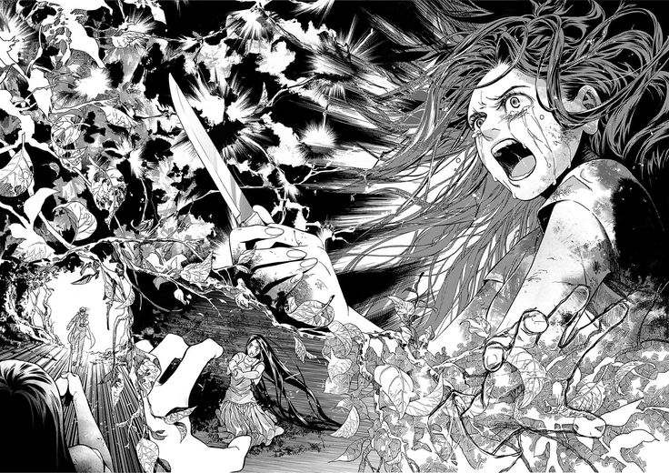 Read manga Gateway to the Underworld Vol.001 Ch.003: Reminisence Path online in high quality