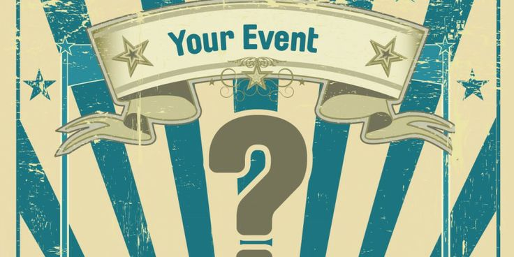 Creating Irresistible online event listings (or posters)