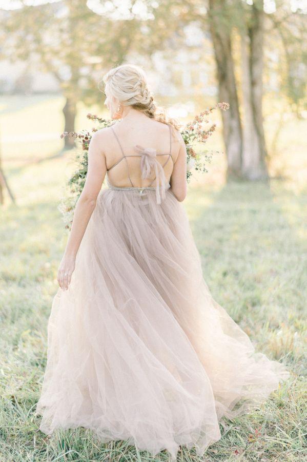Tara LaTour wedding dress: http://www.stylemepretty.com/little-black-book-blog/2017/02/02/romantic-soft-styled-shoot-inspired-by-tara-la-tour-dress/ Photography: Elizabeth Fogarty - http://www.elizabethfogartyphotography.com/