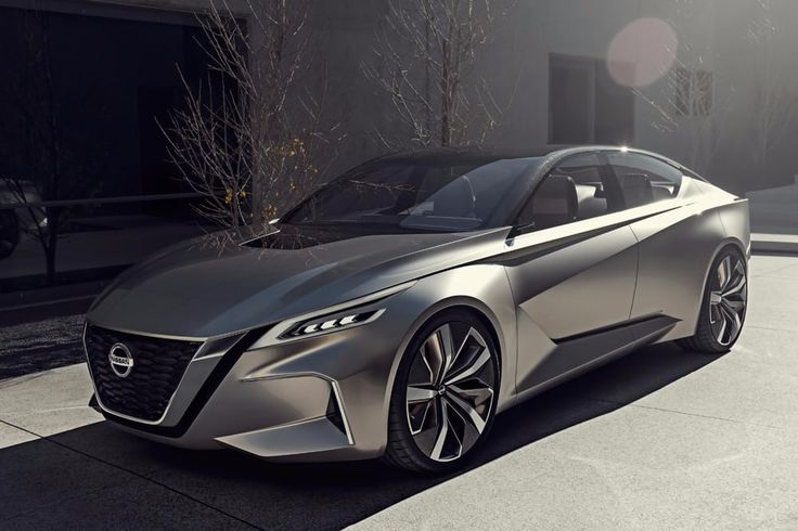 2017 Nissan V Motion Concept. Nissan just debuted a new design for its flagship sedan, the Maxima, so we are not...
