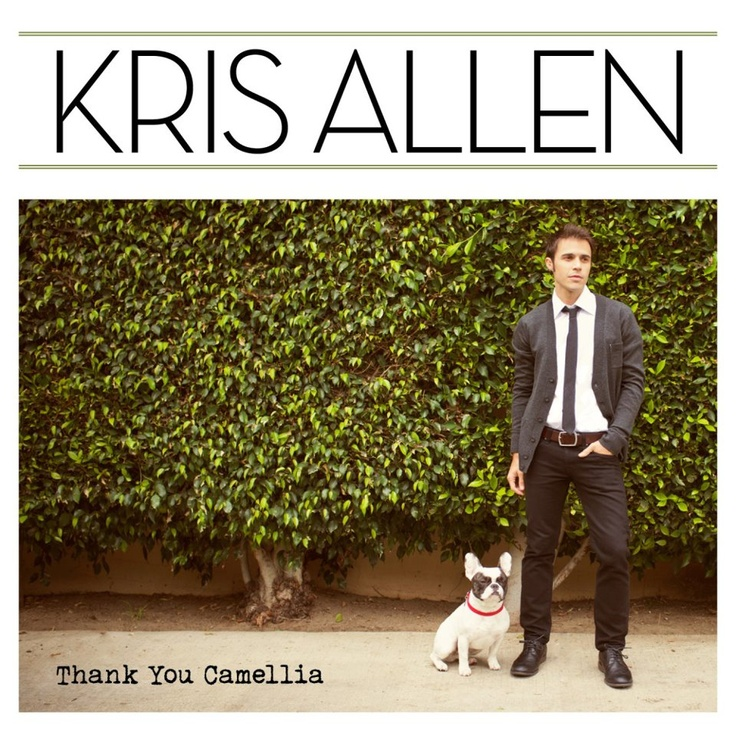 Kris Allen - Thank You Camellia OUT May 22nd!!