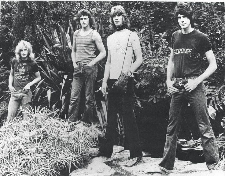 Zoot (Darryl Cotton, Beeb Birtles, Rick Brewer, and Rick Springfield)