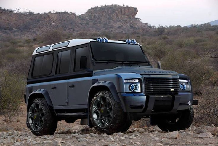 NEW 110 DEFENDER! PROBABLY...
