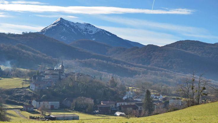 Pic du Cagire 1.912m.