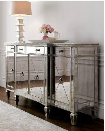 Mirrored furniture :D