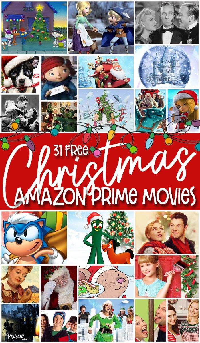 Free Amazon Prime Christmas Movies In 2020 Prime Christmas Movies Christmas Movies Free Amazon Products