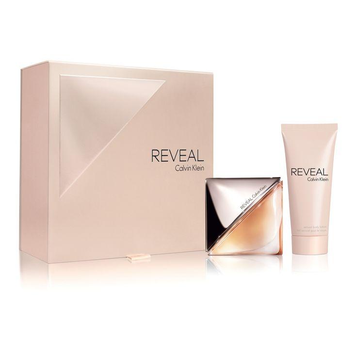 Calvin Klein - Reveal gaveæske 50 ml EDP 100 ml BL - Kvinder
