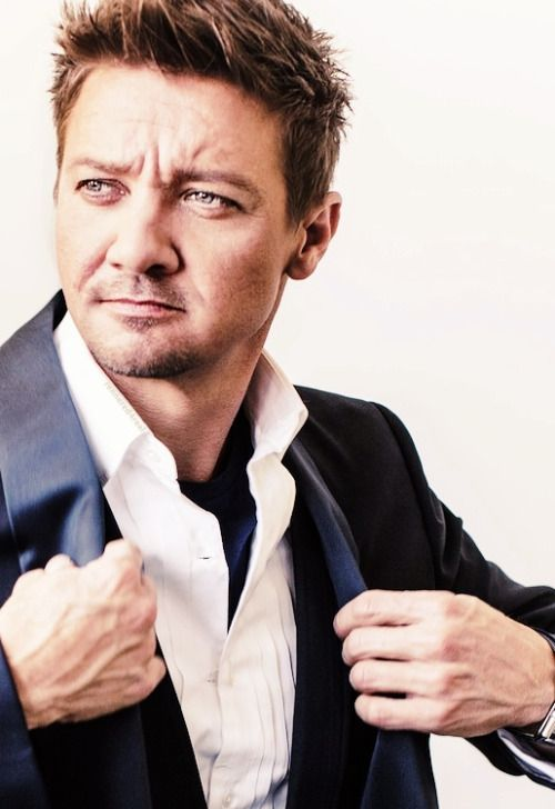 Jeremy Renner for Augustman Magazine (by Sarah Dunn)