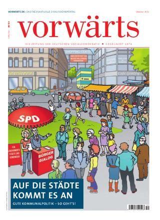 """Was wäre eine Volkspartei ohne Basis? Eine Würdigung in der Oktoberausgabe 2011: """"Auf die Städte kommt es an. Gute Kommunalpolitik - so geht's"""""""