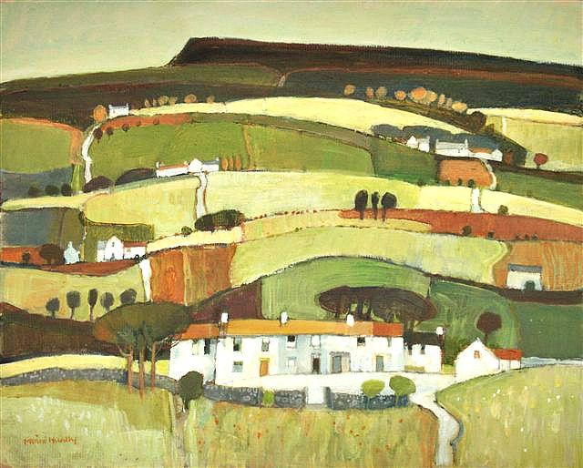 Moira Huntly, British Artist   Paintings 2