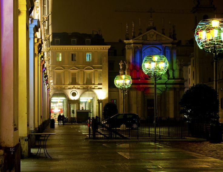 Turin (Italy ) in light by Valentina Capozza on 500px