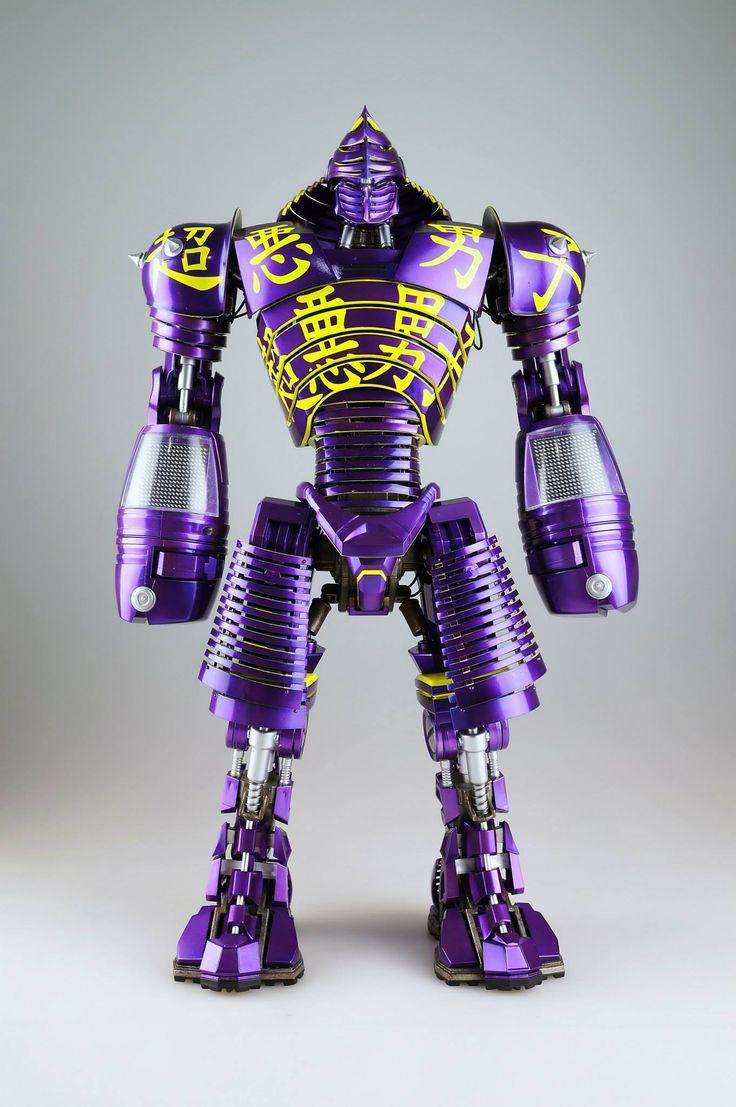 threeA - Real Steel - Noisy Boy