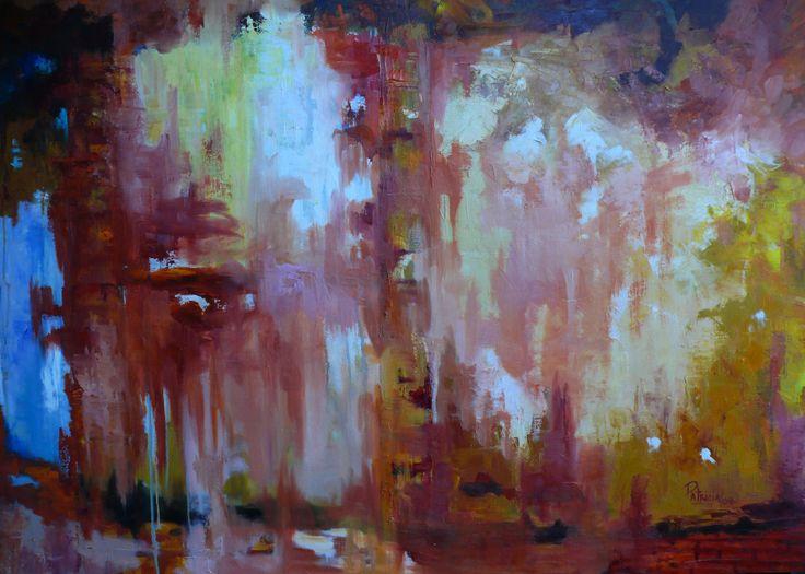 Pared - Pintura al óleo