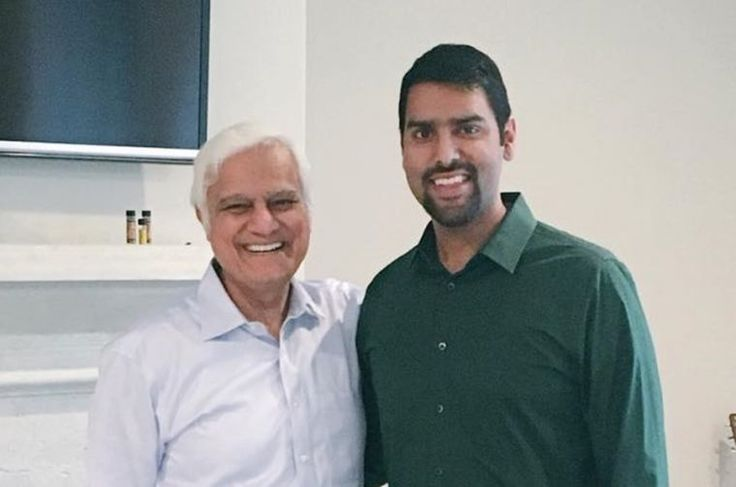 Pray For Muslim-Turned-Christian Apologist Nabeel Qureshi Who's Fighting Cancer