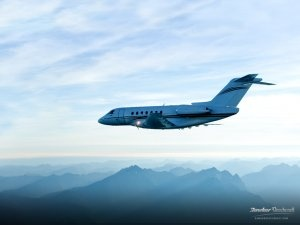 HS4000 - Hawker - #PrivateJet