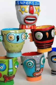Allen Designs Strength Pencil Cup Holder