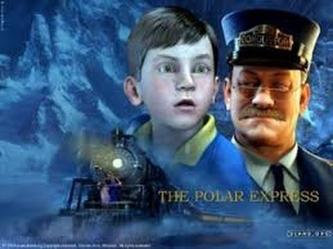The Polar Express - Book Adaptation - YouTube
