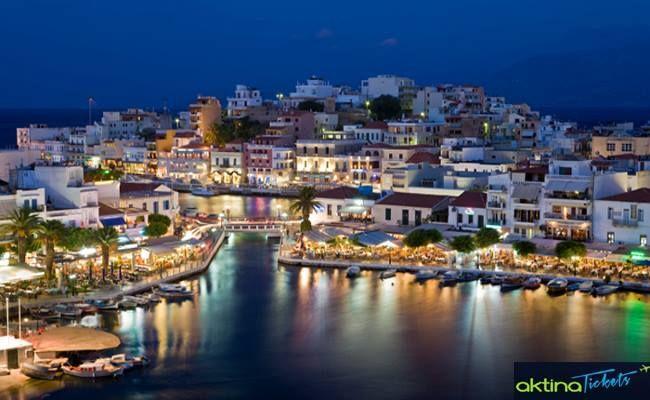 ☼Η Κρήτη, διαμάντι που λαμπυρίζει στη Μεσόγειο, είναι το 5ο μεγαλύτερο νησί της και συνάμα το νοτιότερο σύνορο της Ευρώπης. Συνδυάζει το καινούργιο με το παλιό και την αρχαία με τη σύγχρονη ιστορία...Χιλιάδες χιλιόμετρα ακτών σμιλεμένα από το θαλασσινό νερό και τον άνεμο, οριοθετούν στον χάρτη συμπυκνωμένο το μεγαλείο της!
