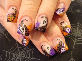 Best 25 young nails ideas on pinterest matte nail designs halloween young nails acrylic nails acrylic prinsesfo Images