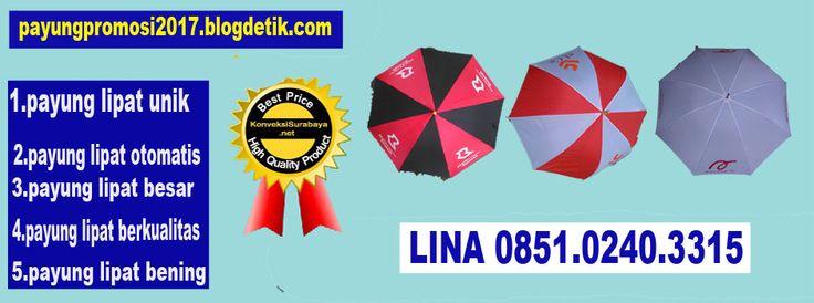 payung promosi