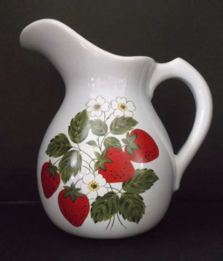 Strawberry Kitchen Accessories | L1000