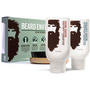 Billy Jealousy Beard Envy Kit Achieve the ultimate beard with the Billy Jealousy Beard Envy Kit. Containing a trio of specialised beard grooming products which work together to give a perfected finish, this set is a must have! K.D http://www.MightGet.com/march-2017-1/billy-jealousy-beard-envy-kit.asp