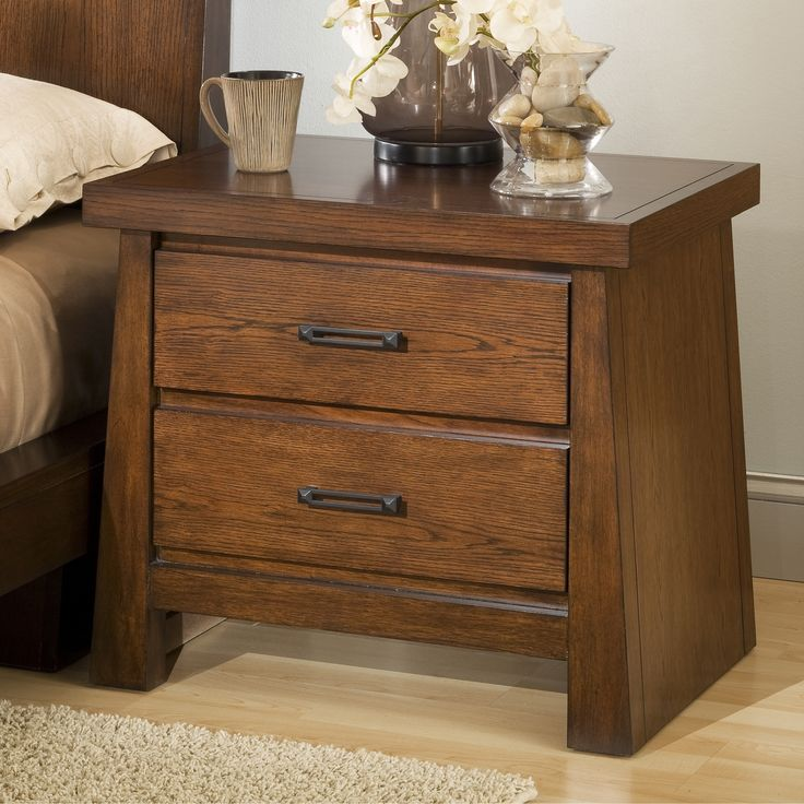 Good Pagoda Nightstand   Overstock Shopping   Great Deals On Domusindo  Nightstands