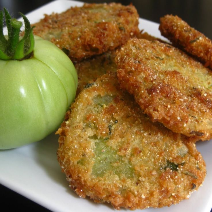 . Fried Green Tomatoes Recipe From Grandmothers Kitchen