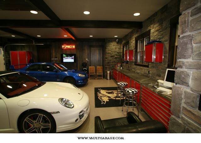 737 best private garage images on pinterest dream garage for Luxury garage interiors