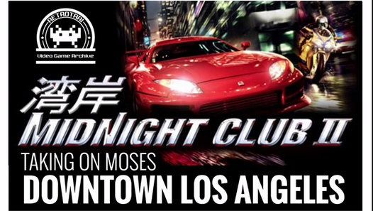 Midnight Club II is a racing video game developed by Rockstar San Diego and published by Rockstar Games. This is the 2003 Xbox version.