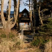'The Cabins' at Terrace Beach Ucluelet & Tofino – Resort Style Accommodation and Private Vacation Property Rentals on Vancouver Island
