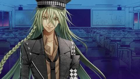 Amnesia Anime   Image - Ukyo-CrazedSmirk.jpg - Amnesia(anime) Wiki