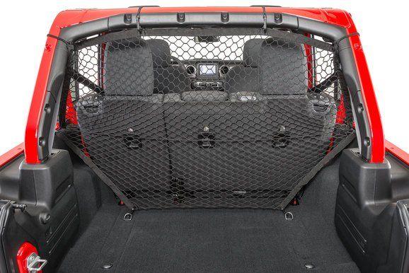 Https Www Quadratec Com P Mopar Rear Seat Dog Partition Jeep Wrangler Jl 4 Door Jeep Jeep Wrangler Wrangler Jl