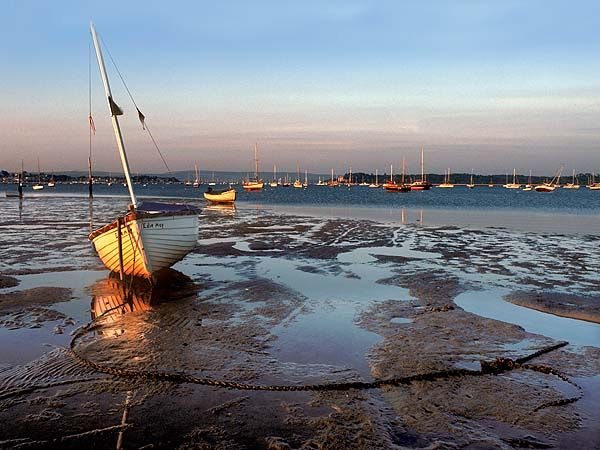 Poole Harbour Boat