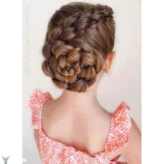 Braided Hairstyles For Girls best 10 braided hairstyles ideas on pinterest hair styles hairstyles and braids 20 Fancy Little Girl Braids Hairstyle